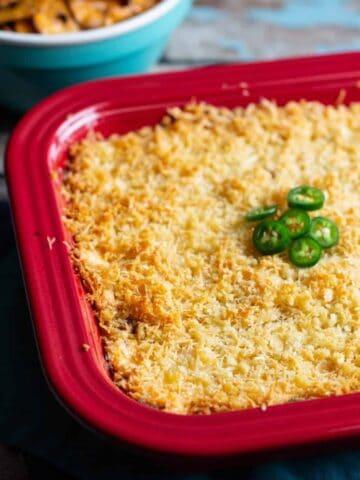 Jalapeño Popper Dip   A Nerd Cooks