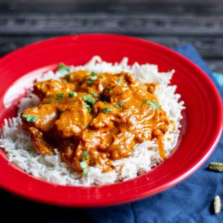 Chicken Tikka Masala   A Nerd Cooks