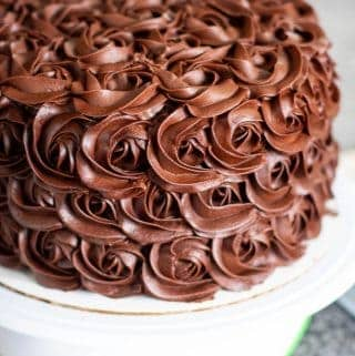 Double the Chocolate Cake | A Nerd Cooks