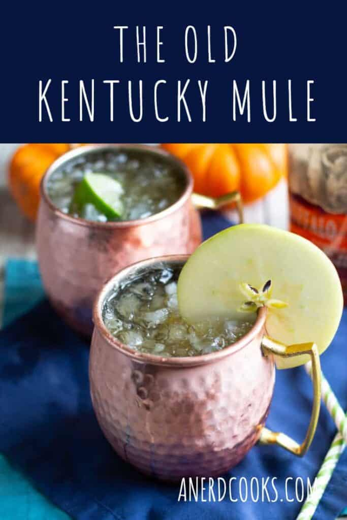 Old Kentucky Mule | A Nerd Cooks