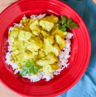 Chicken Curry | A Nerd Cooks