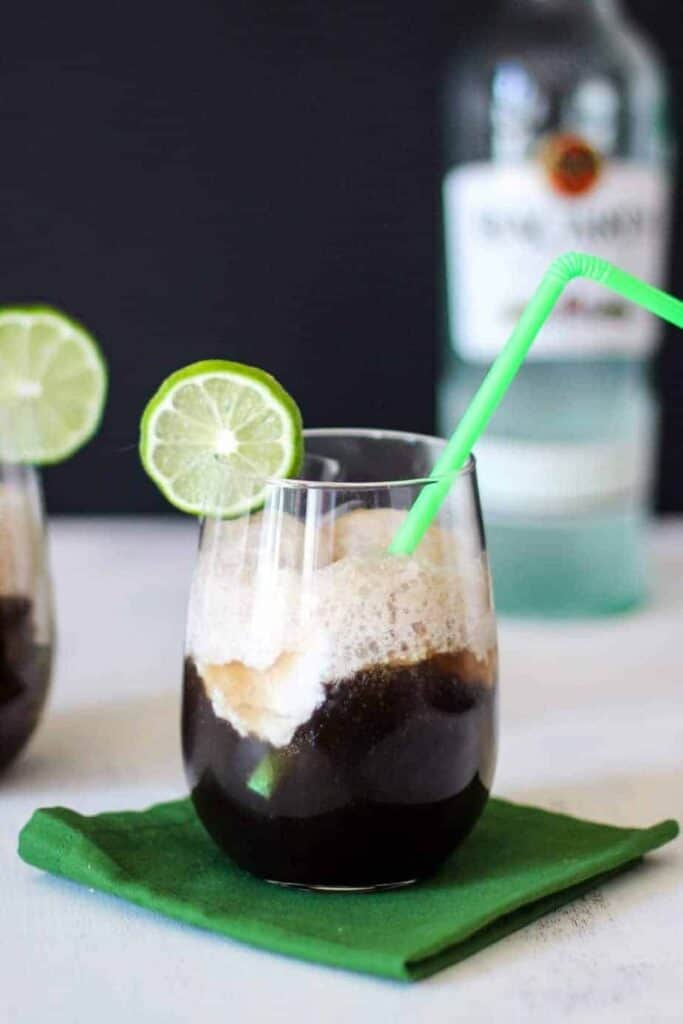 Dirty Coke Floats | A Nerd Cooks