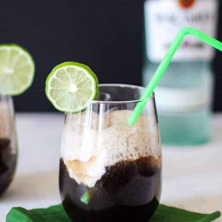 Dirty Coke Floats | A Nerd Cooks