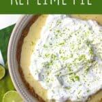 Key Lime Pie   A Nerd Cooks