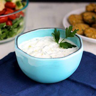 Tzatziki Sauce | A Nerd Cooks