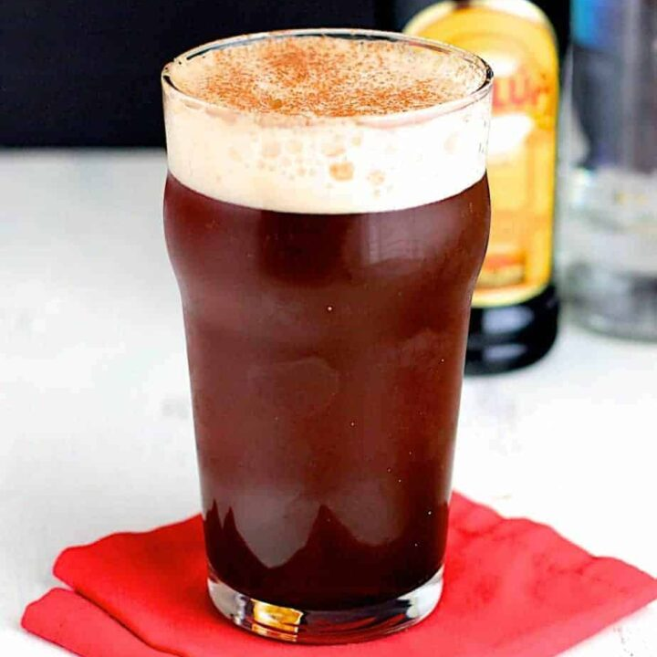 Loaded Christmas Ale | A Nerd Cooks