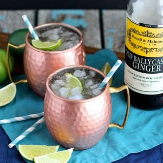 Moscow Mules | A Nerd Cooks