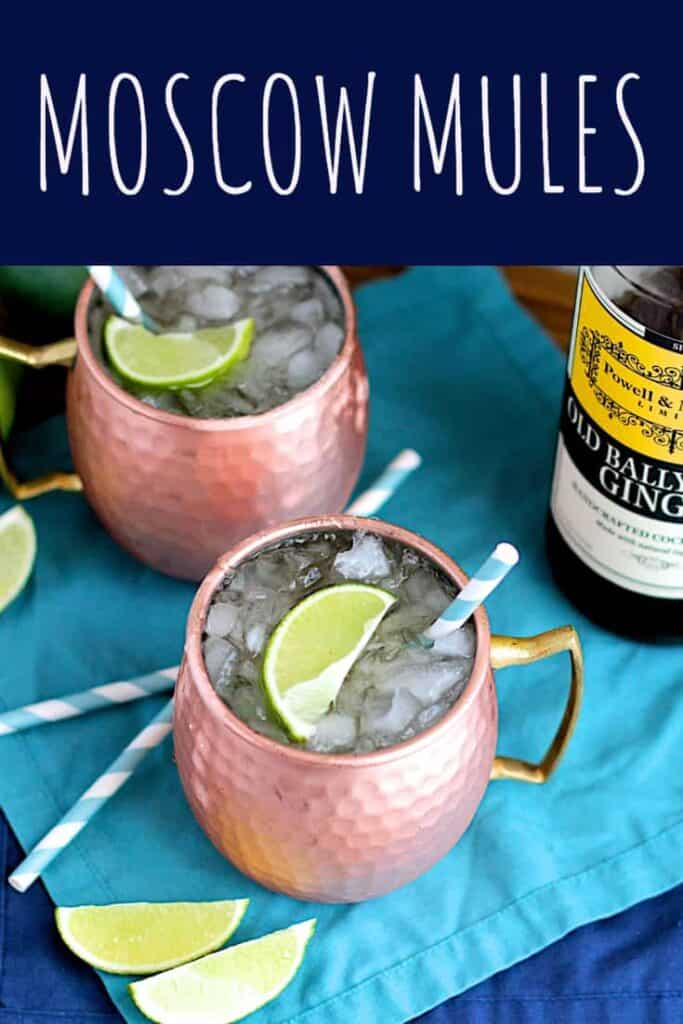 Moscow Mules   A Nerd Cooks