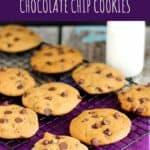 Sweet Potato Chocolate Chip Cookies | A Nerd Cooks