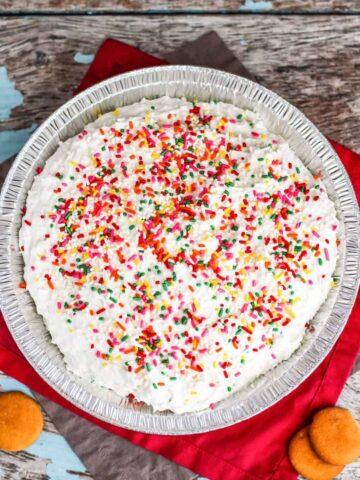 Funfetti Cake Dip   A Nerd Cooks