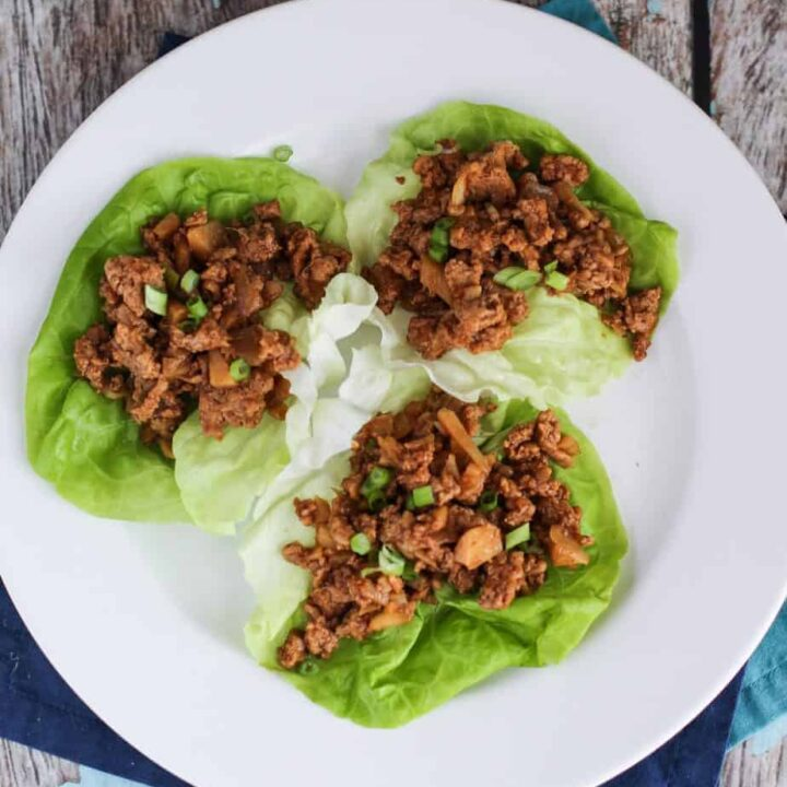 P.F. Chang's Chicken Lettuce Wraps | A Nerd Cooks