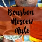 pinterest pin for bourbon mules