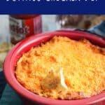 Buffalo Chicken Dip | A Nerd Cooks