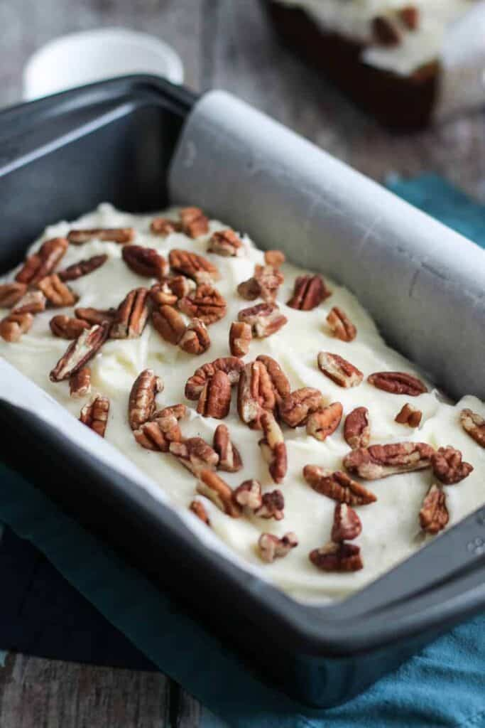 Hummingbird Banana Bread | A Nerd Cooks