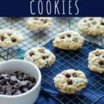 Oatmeal Chocolate Chip Cookies | A Nerd Cooks