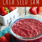 Mixed Berry Chia Seed Jam | A Nerd Cooks
