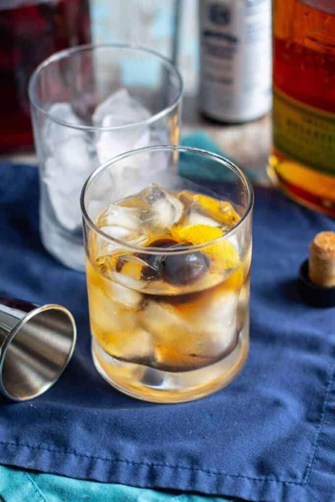 Classic Old Fashioned Cocktail | A Nerd Cooks