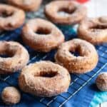Apple Cider Donuts | A Nerd Cooks
