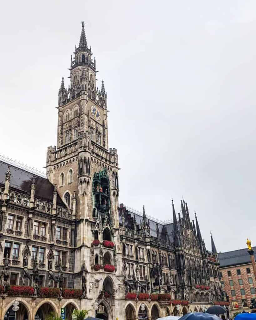 Marienplatz, Munich, Germany | A Nerd Travels