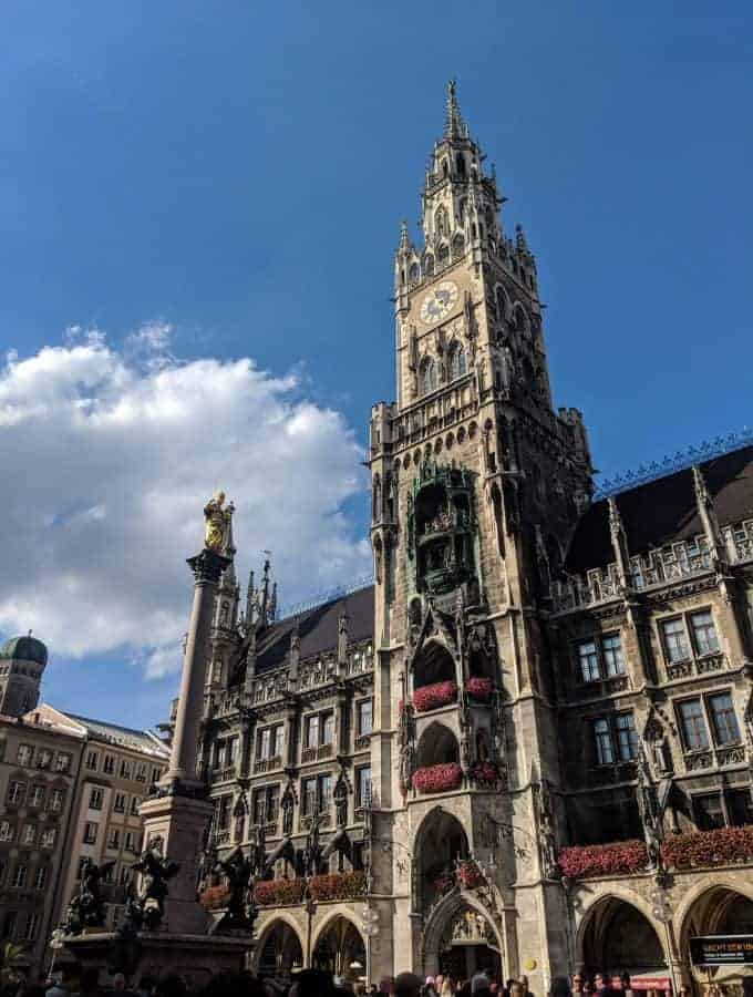 Marienplatz, Munich, Germany   A Nerd Travels