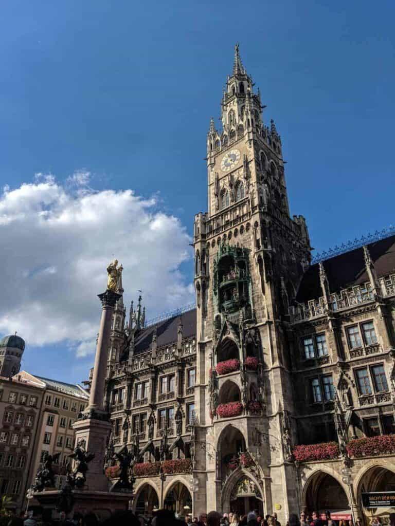 Marienplatz, Munich, Germany | A Nerd Travels