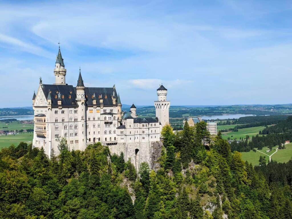 Schloß Neuschwanstein, Germany | A Nerd Travels