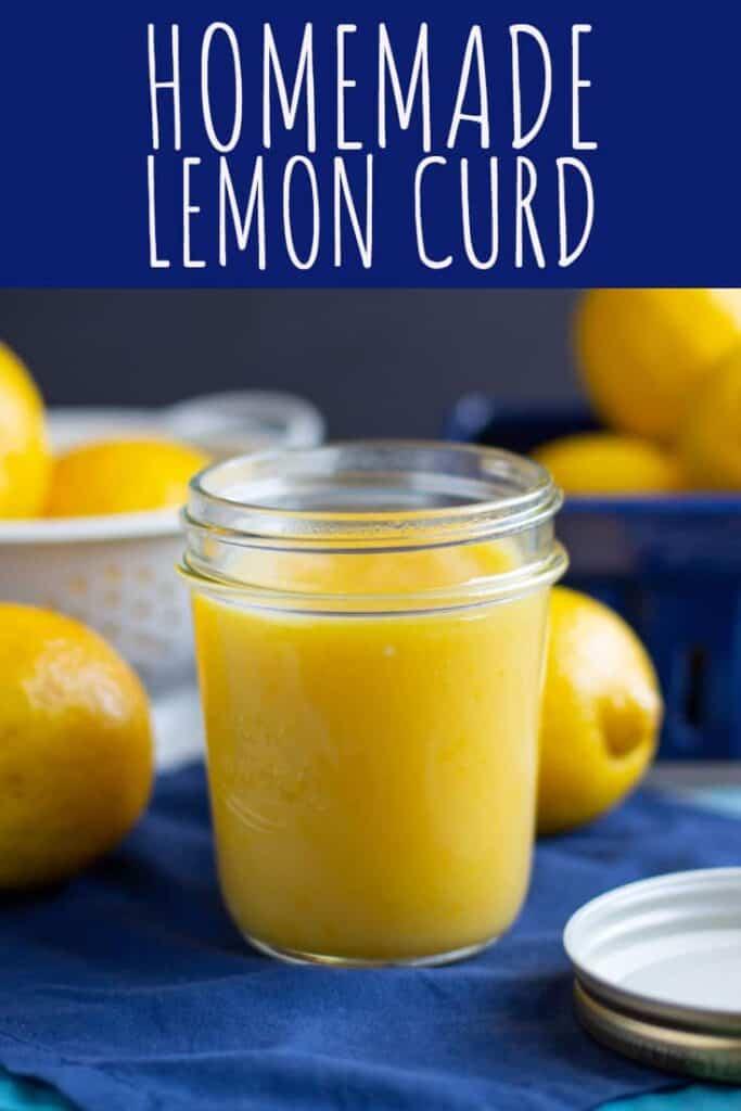 Homemade Lemon Curd | A Nerd Cooks