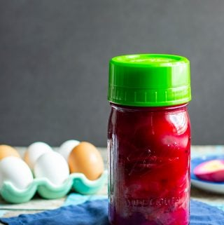 Pickled Eggs | A Nerd Cooks