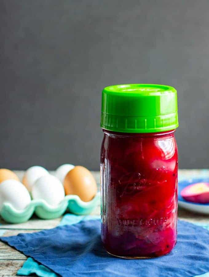 Pickled Eggs   A Nerd Cooks