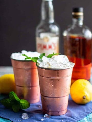 Derby Cup Cocktail | A Nerd Cooks