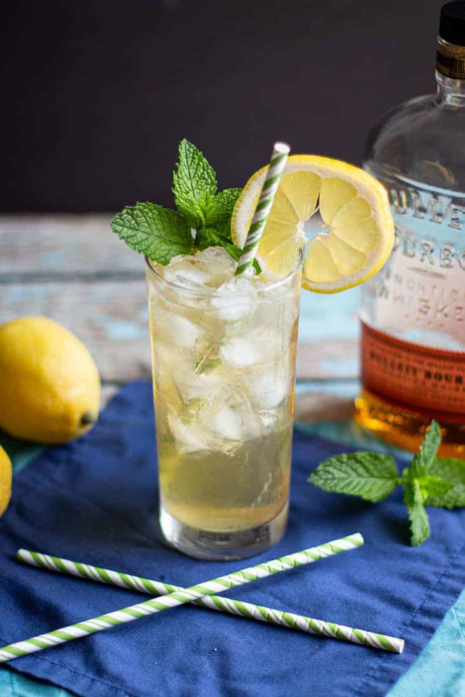 Kentucky Bourbon Lemonade