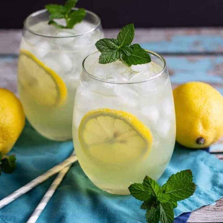 Limoncello Gin Collins