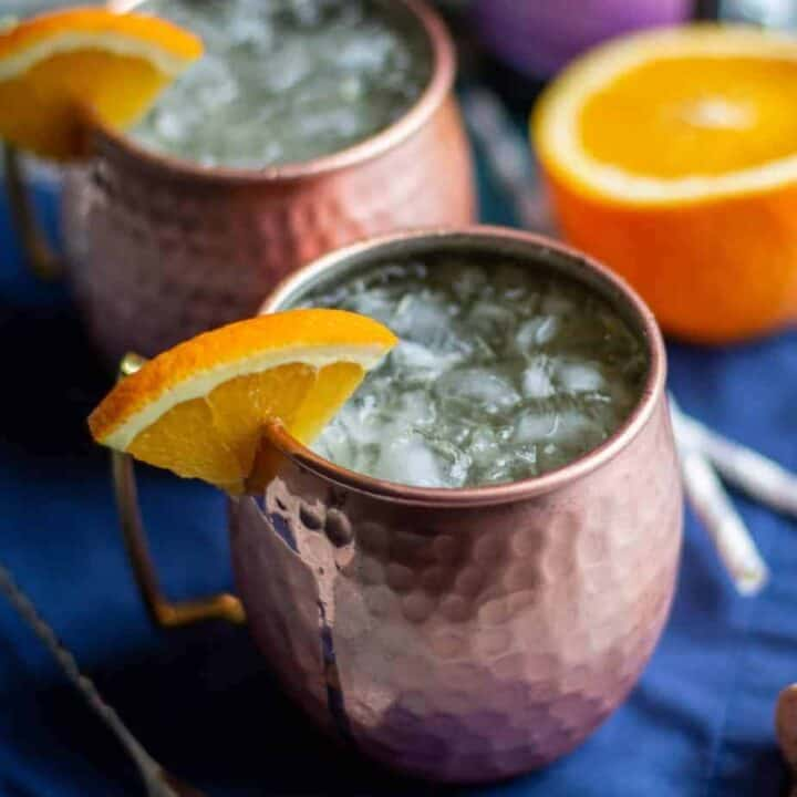 Mimosa Moscow Mules