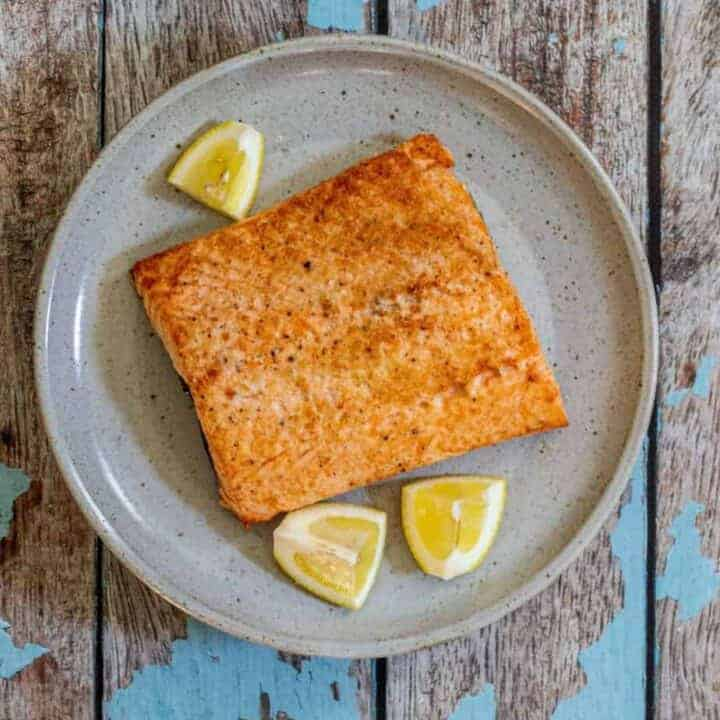 Easy Air Fryer Salmon